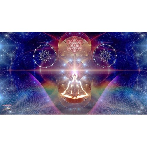 5th 6th and 7th Dimensional Chakra Activation MP3